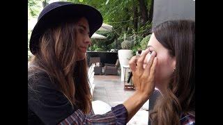 Maquillaje de otoño con Natalia Belda y Catrice