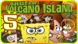 Video Nicktoons: Battle for Volcano Island Walkthrough Part 5 (PS2, Gamecube) Boss: The Great Carapace download MP3, 3GP, MP4, WEBM, AVI, FLV November 2018