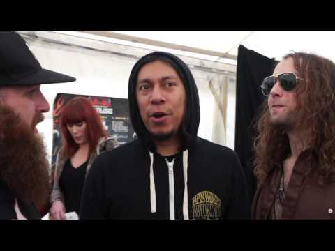 Scorpion Child Interview Download Festival 2016
