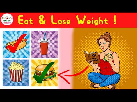 🔥 7 tips to eat less and lose weight faster | how to lose weight ?