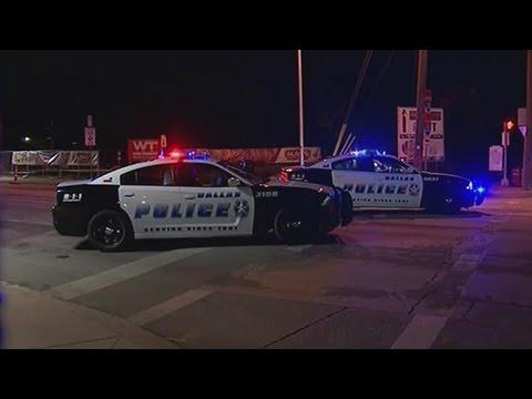 Dallas, disparos en la noche