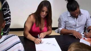 FCW WWE NXT superstars, diva (II)
