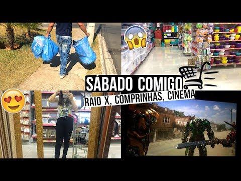 RAIO X NOS DENTES, COMPRINHAS, SHOPPING DA UTILIDADE, CINEMA ♥ - Bruna Paula #VEDA14