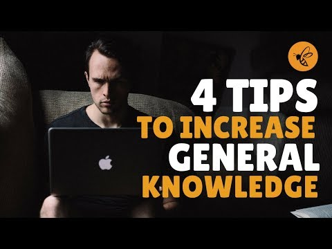 Fastest Way To Increase Your General Knowledge & Intelligence