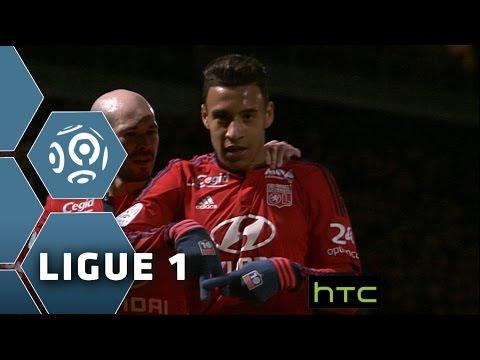 Angers SCO - Olympique Lyonnais (0-3)  - Résumé - (SCO - OL) / 2015-16