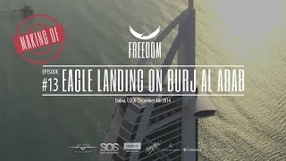 The making-of Burj Al Arab Flight