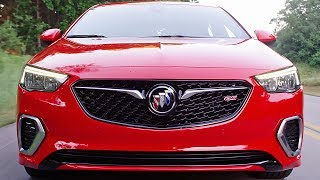 Buick Regal GS (2018) 310-HP Sport Sedan [YOUCAR] thumbnail