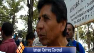 Cafetaleros toman las oficinas de SAGARPA en Tapachula