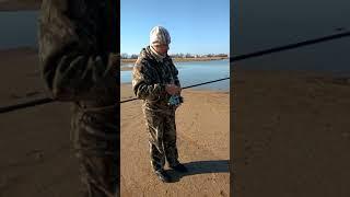 "Тест спиннинга East Shark ""Black gungle"" 3.9 m. 3.75 lb."