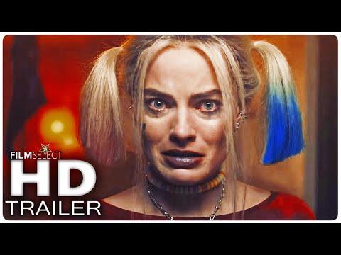 BIRDS OF PREY Trailer (2020)