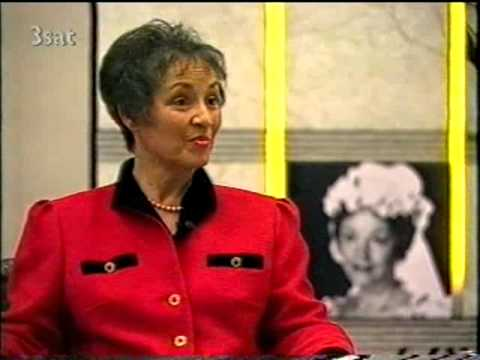Edith Mathis - Da Capo - Interview wih August Everding 1993