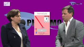 Interview Dr Nassima Benhatchi – Cyclophotocoagulation infraliminaire cadencée (SubCyclo)