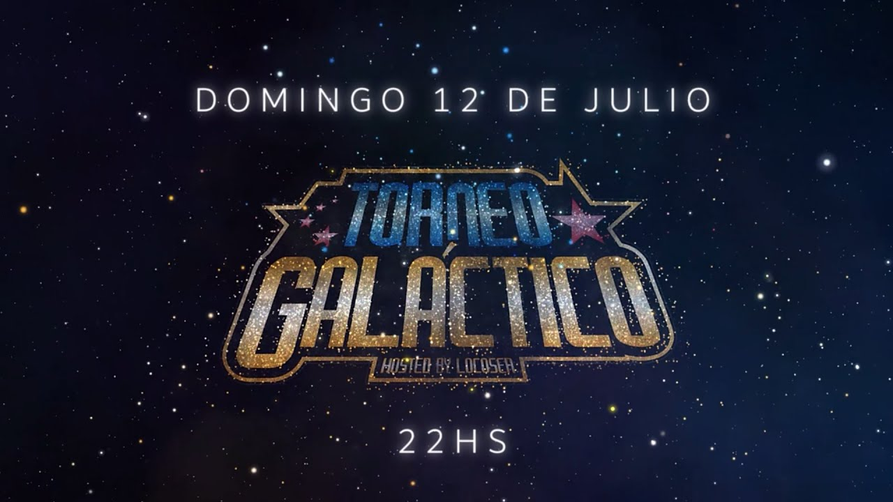 TORNEO GALÁCTICO - TRAILER DE LA FINAL