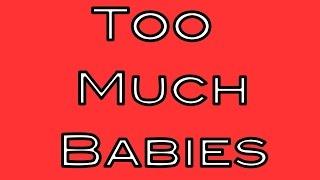 Joe M Reilly - Not A Swing Set Fail, Too Much Babies, & Table Jump Fail