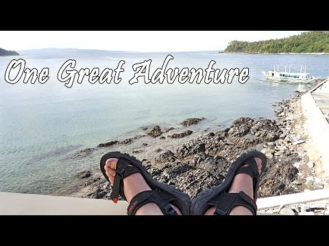 Solo Backpacking Tablas Island, Carabao Island and Boracay (
