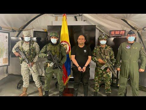 ...كولومبيا: اعتقال -أوتونيال- أكبر تاجر مخدرات في ملاحق  - نشر قبل 16 دقيقة