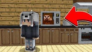 FAKİR MUTFAĞIN İÇİNE SAKLANDI! 😱 - Minecraft