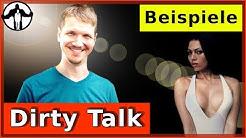 Dirty Talk - Sprüche und Sätze, die du sagen kannst
