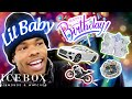 We Built an Icebox Store at Lil Baby's Birthday Party!