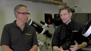 Daniel and Kevin talk details on the SkyMax180