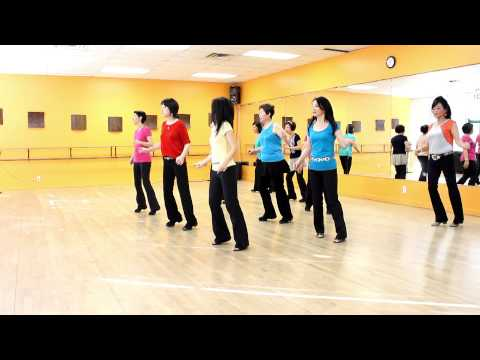 I Just Can't Let You Go - Line Dance (Dance & Teach in English & 中文)