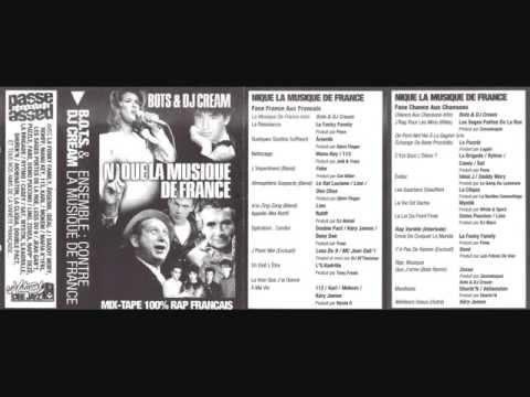 mixtape nique la musique de france   face A