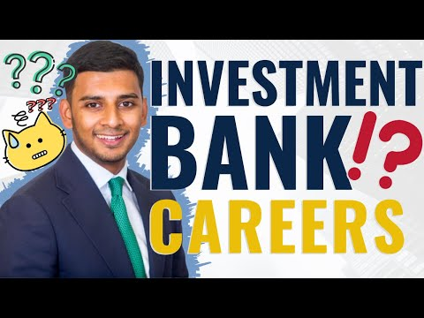 Should You Work For An Investment Bank?