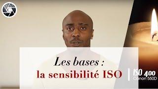 Les bases de la vidéo sur reflex: La sensibilité ISO