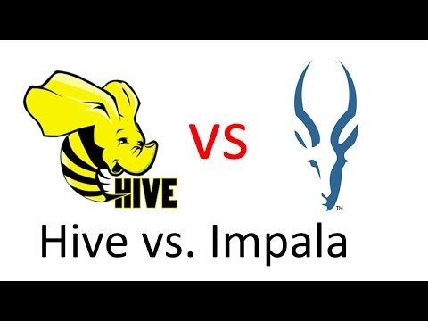 Hive vs Impala -  Comparing Apache Hive vs Apache Impala