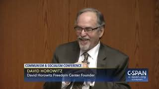 Conference: David Horowitz - Communism & Socialism