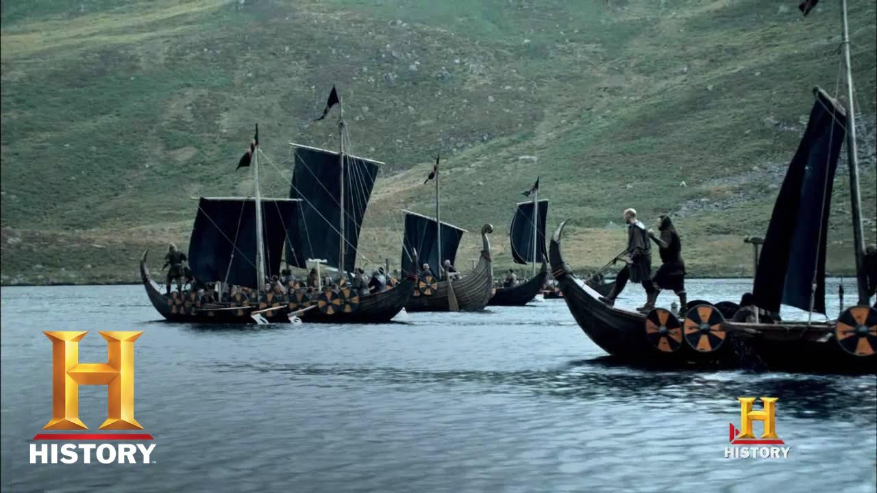 Vikings: Boats | History - YouTube