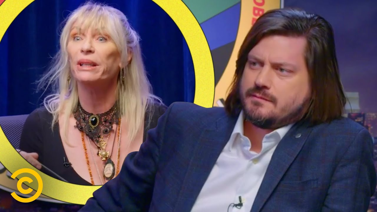 Is Banging a Ghost Considered Cheating? – The Trevor Moore Show