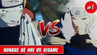 Song đấu Naruto : Hokage đệ nhị vs Kisame - Thủy thuật so tài
