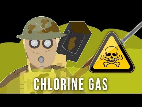 First World War tech: Chlorine Gas & Gas Masks