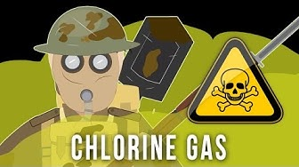First World War tech: Chlorine Gas & Gas Masks