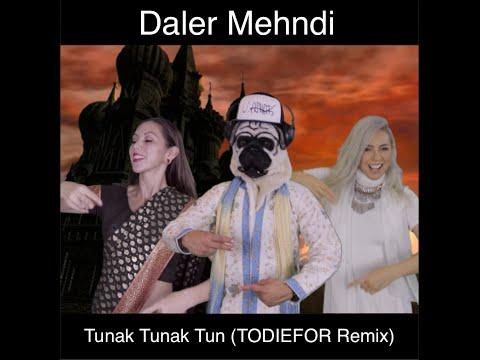 """Daler Mehndi's """"Tunak Tunak Tun (TODIEFOR Remix)"""" video by J. Ashar"""