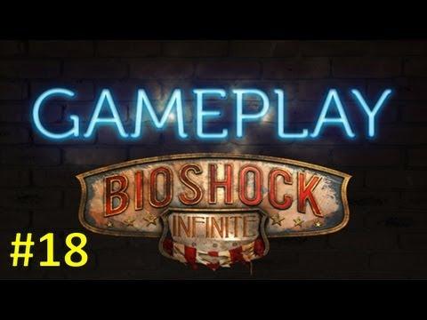 Lets Play Bioshock Infinite Ep 18 - Ohh Secret Button