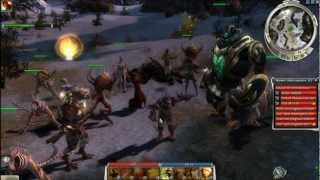 Guild Wars Eye Of The North - Gameplay [HD]