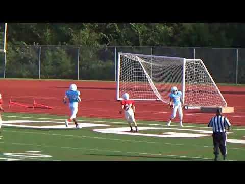 2017 Webb City 8th grade football