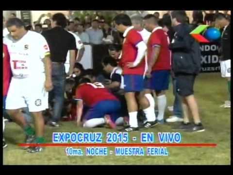 Futbolista Chileno Pablo Contreras le da un preinfarto en pleno partido