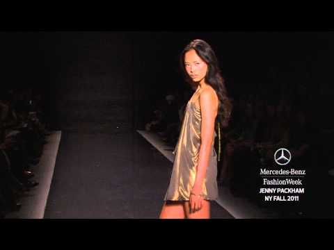 Jenny Packham  FALL 2011 COLLECTION, MERCEDES-BENZ FASHION WEEK
