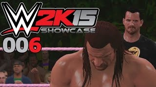 WWE 2K15 SHOWCASE #006: STREET FIGHT «» Let