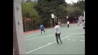 2002 年信義中學 7S 班開心 Football Mat
