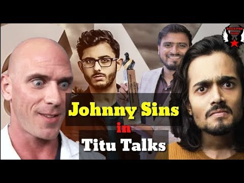 Johnny Sins in Titu Talks | Amit Bhadana won Dadasaheb Phalke Award