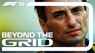 Riccardo Patrese Interview | Beyond The Grid | Official F1 Podcast