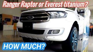 2020 Ford Everest titanium 4x2 A/T | Review