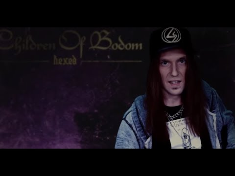 "Children of Bodom release trailer for new album ""Hexed"" + tracklist!"
