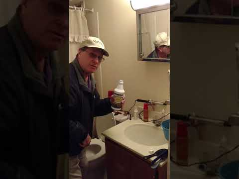 how-to-easily-clean-out-a-clogged-bathroom-sink-with-industrial-strength-non-acid-drain-punch-(2018)