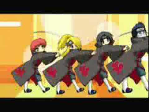 Naruto Caramelldansen (Speedy Cake Virsion)
