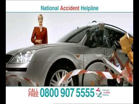 National Accident Helpline Ad 1 Youtube